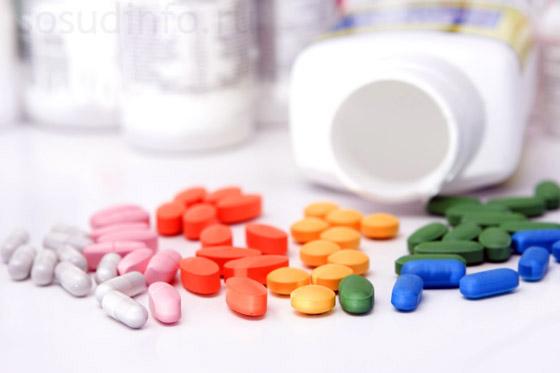 Схемы лечения сосудистых заболеваний